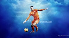 Robin Van Persie Netherlands Wallpaper HD 2014 #1