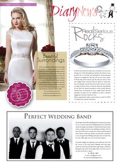 Did you spot Rocks Jewellers in the summer 15 edition of IWD.  Make an appintment today with www.rocks.ie to view our collection of diamond rings.