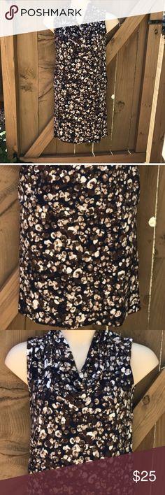 Michael Kors speckled drop waist dress size S Size S Michael Kors drop waist dress Michael Kors Dresses