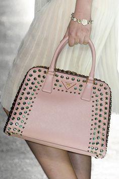 Prada in pink!!!