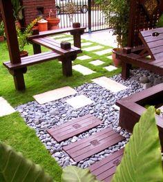 Taman Teras Rumah Minimalis