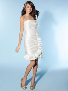 Alfred Angelo 2075 Bridal Gown