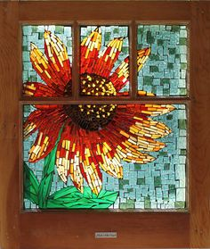 Image result for Glass-on-Glass Mosaics
