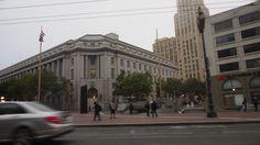 サンフランシスコは古い建物が多い。