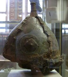 Helm 960-970 AD Russia.