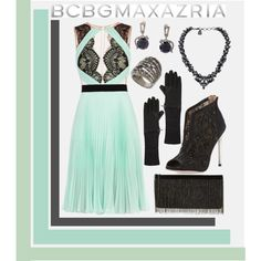 Holiday Obsessions with BCBGMAXAZRIA