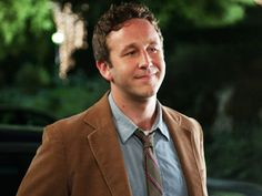 Chris O'Dowd from Bridesmaids. Maybe it's because his character lives in Milwaukee but he is C-U-T-E