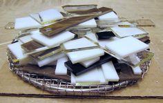 Dana Worley, Fused Glass Designs: One man's trash...