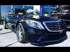 2015/2016 Mercedes Benz S Class: S63 AMG 4Matic Sedan Full Review /Start Up /Exhaust - YouTube