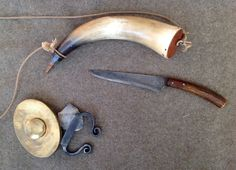 Joe Seabolt Knife!  #flintlock #longhunter #mountainman #joeseabolt