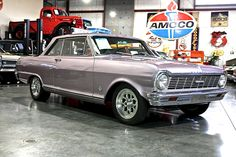 1965 Chevy Nova II, Correct Original Color SOLD