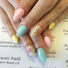 "322 Likes, 4 Comments - Kawaii Nails In OC (@kawaii_nails_oc_ca) on Instagram: ""💖💖💖"""