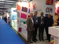 Sarsoli Colours were the first ever company in the history of Nigeria who participated in one of the biggest trade fair called K fair in Dusseldorf Germany in Oct 2013.