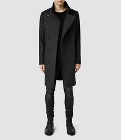 All Saints - Banner Coat