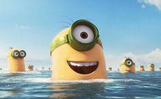 """Banana in Sicht? Die """"Minions"""" brechen mit ihren verrückten Abenteuern alle Kino-Rekorde."""