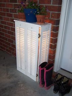 decorating with shutters on pinterest   Decorating with Shutters On Pinterest   decorating ideas / Ideas for ...