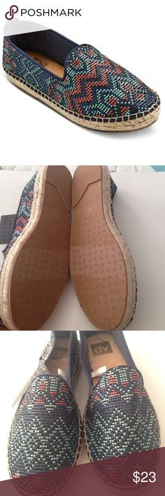 Dolce vita for target espadrilles New with tags! Never worn Dolce Vita Shoes