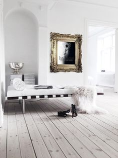 The dreamy home of a Danish writer in Copenhagen