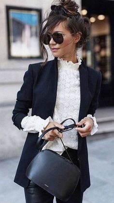 fashion ideas for women,fashion ideas for work,fashion ideas casual,unique fashion ideas Mode Outfits, Fall Outfits, Casual Outfits, Fashion Outfits, Womens Fashion, Fashion Trends, Fashion Ideas, Fashion Clothes, Stylish Work Outfits