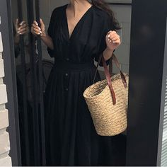 Korean Women Casual Summer Long Linen Dress Solid Autumn Party Dress Vestidos Cute Clothing Office Lady Fold Loose Belt Dress Size One Size Color hei Casual Party Dresses, Casual Dresses For Women, Clothes For Women, Office Dresses, Plus Size Vintage, Dress Plus Size, Long Shirt Dress, Vestido Casual, Spring Dresses