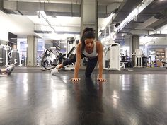 HBFIT TIP: ALL ABOUT THE BOOTY — Hannah Bronfman