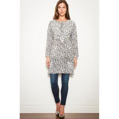 Silk Printed Tunic