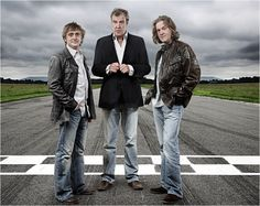 TOP GEAR - Jeremy Clarkson, Richard Hammond and James May take a wry look at the motoring world with car news, reviews and test track challenges.