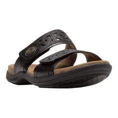 Women's Cobb Hill REVsoul Slide Sandal Multi Full Grain Leather (US Women's 6 N (Narrow))