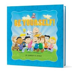 #Kohlscares Peanuts Be Yourself Book $5.00