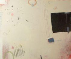 Opening Space. Mixed media on canvas. www.tsowenart.com