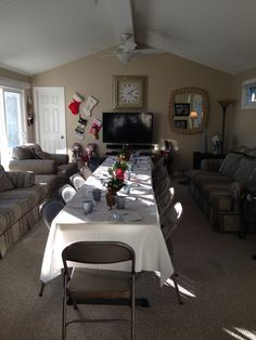 Big family party...2015! Beautiful decorations!