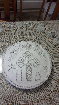 κολυβα Greek Traditional Dress, Cypriot Food, Molecular Gastronomy, Greek Recipes, Lent, I Love Food, Food To Make, Diy And Crafts, Decorative Plates