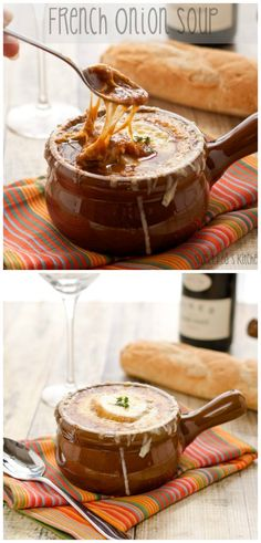 Soul Warming French Onion Soup | Recipe | French Onion, French Onion ...