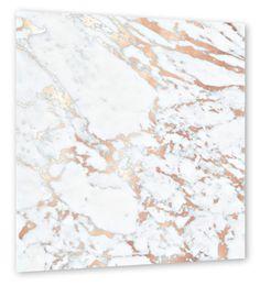 Marmor gemixt mit Rosegold