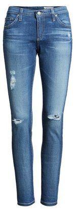 Shop Now - >  https://api.shopstyle.com/action/apiVisitRetailer?id=448243125&pid=uid6996-25233114-59 Women's Ag 'The Legging' Ankle Jeans  ...