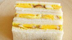 ウスター卵のサンドイッチ レシピ 坂田 阿希子さん|【みんなのきょうの料理】おいしいレシピや献立を探そう