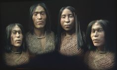 Museum offers face-to-face encounter with Indigenous family: Unique exhibit part of new Canadian History Hall, opening July 1 (CBC News 11 May Ottawa, Forensic Facial Reconstruction, Early Humans, La Rive, Archaeology News, Canadian History, First Nations, Anthropology, Ancient History