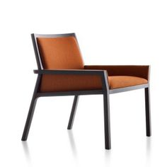 Christophe Pillet Basicwood Lounge Chair