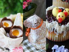 Je vous propose une sélection de recettes de Pâques faciles et gourmandes. Qui se laissera tenter par un peu de gourmandise? Adeline, Easter Bunny Eggs, Cheese, Food, Easter Recipes, Greedy People, Kitchens, Essen, Meals