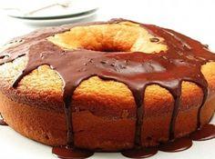 Receita de Bolo de cenoura light - bolo está assado, espete um palito. Se o palito sair limpo, está pronto. Retire do forno, deixe esfriar por alguns minutos e desenforme sobre um...