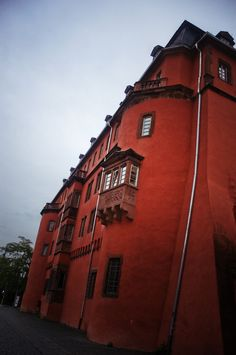 Isenburg Palace in Offenbach, Germany