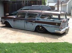 Rambler wagon from Gas Monkey Garage