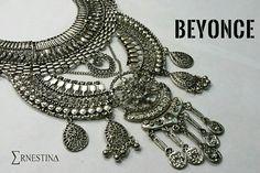 Pechera Beyoncé fashion boho trendy