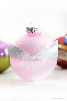 Craft up some Disney-inspired fun with some sparkly princess ornaments! These DIY Christmas ornaments include Moana, Ariel and Sleeping Beauty! Disney Ornaments, Xmas Ornaments, Ornaments Ideas, Disney Diy, Disney Crafts, Disney Pixar, Christmas Balls, Christmas Fun, Party