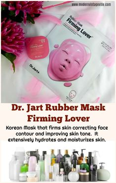 Jart Rubber Mask is a mast addition to your skin care routine. This mask is an alternative to alginate mask, which hydrates, moisturizes and nourishes your skin. Also this mask has lifting and firming effect. Anti Aging Tips, Anti Aging Skin Care, Natural Skin Care, Natural Beauty, Best Skin Care Routine, Skin Care Tips, Moisturizing Face Mask, Dr Jart, Cleansing Mask