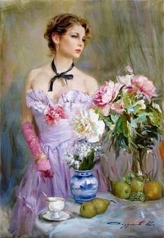 When I saw the art works and paintings by Konstantin Razumov  I was constantly thinking that what a great talent this artist has! He ...