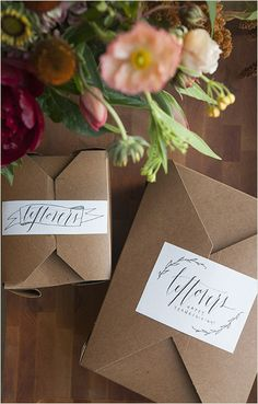 Thanksgiving leftovers labels, by Flourish & Whimsey