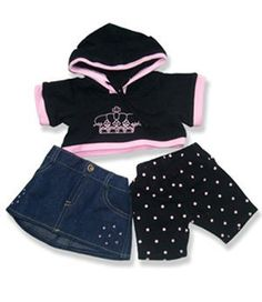 59 Best Cute Build A Bears And Clothes Images Teddy Bear Clothes