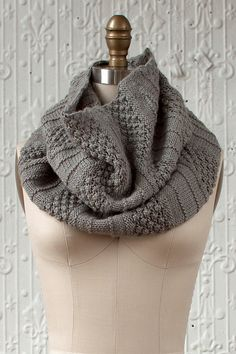 Ravelry: Empalme pattern by Cassandra Milani . I think I'd like this better in wrap/scarf form.