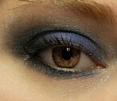 Eye Make-up for Halloween